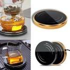 Portable Electric Heated Thermal Pad Insulation Coffee Cup C