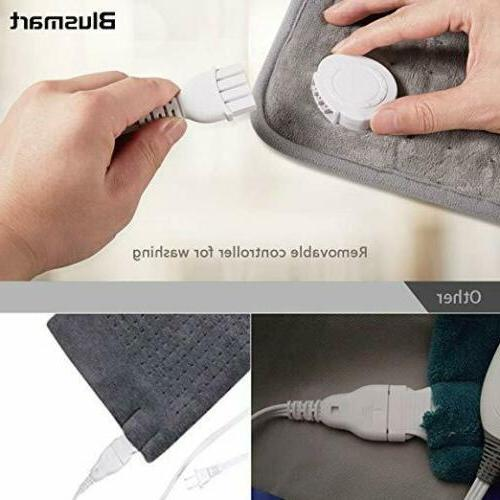 Blusmart Electric 6 Heat Off Joint Neck Relief