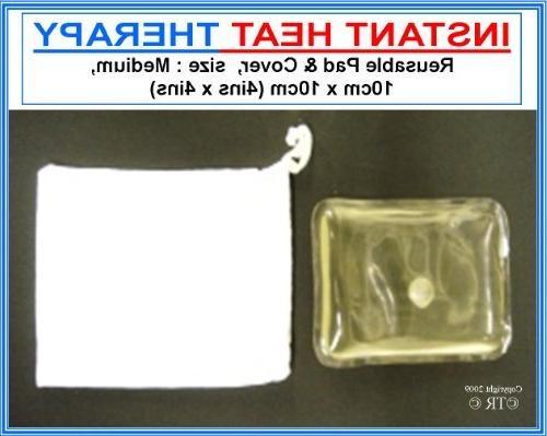 proline reusable instant heat pad