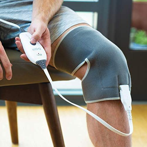 Pure Enrichment Joint Heating with Pack Option Pain and Ideal Knee and
