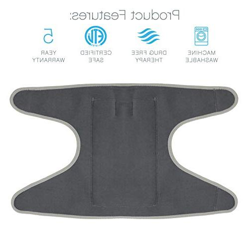 Pure Enrichment Joint Pad with Cold Pack Option for Pain and Ideal Knee