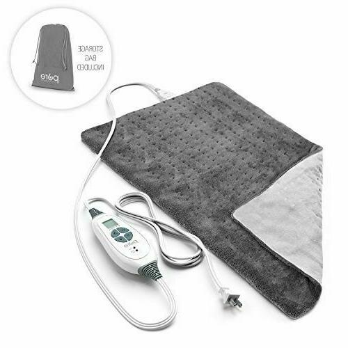 purerelief xl king size heating pad fast