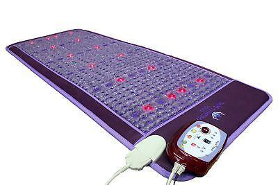 Purple Ereada Heating Amethyst Mat - FIR PEMF ION PHOTON -Pr