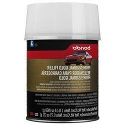 Bondo 233 3m 1 Quart Premium Body Filler Professional Gold