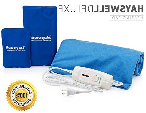 Rapid Pain Relief Pad bonus pack cold pack. heating pads pain pad for Moist pad with off. pad &