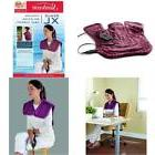 Relaxing Sunbeam XL Renue Heat Therapy Neck and Shoulder Wra