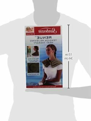Sunbeam Heating Brown Shoulder