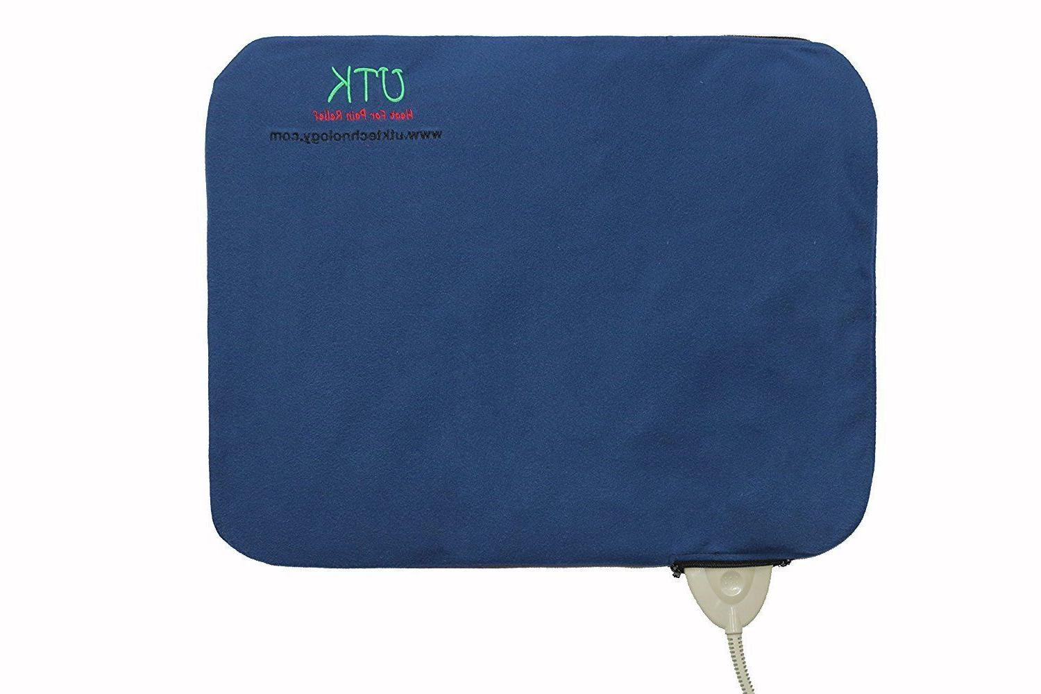 replacement far infrared heating pad cover small