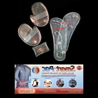 reusable instant deep heat packs muscle pain
