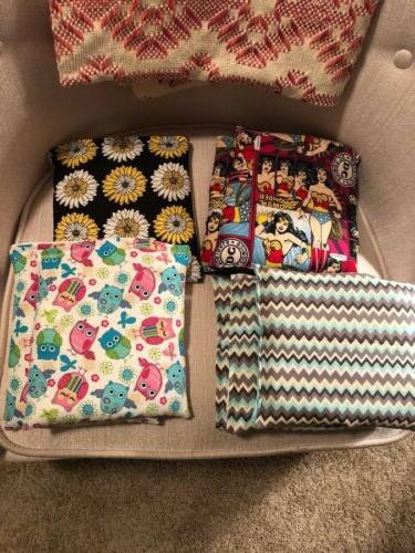 rice bag hot cold microwave heating pad