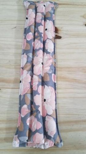 Rice-flax Therapeutic Neck Wrap, heat pad, flower