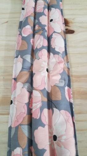 Rice-flax Neck bag, heat pad, flower