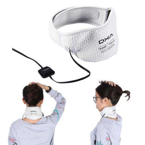 Portable Neck Electric Heating Pad Belt Graphene Fast Heatin
