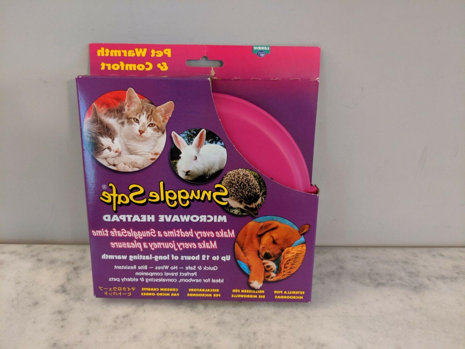 snuggle safe microwave heating pad for small