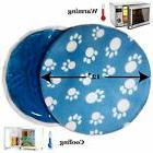 Snuggle Soft Cooling and Microwave Heating Gel Pad Safe for