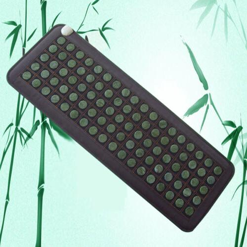 stone heating mat tourmaline jade