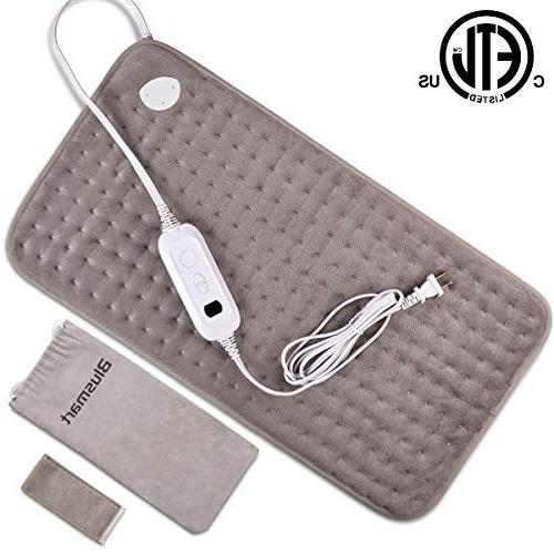 super soft electric heating pad