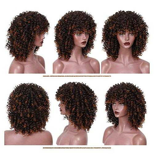 YAXAN Hair Woman Jet Black Fiber Wig