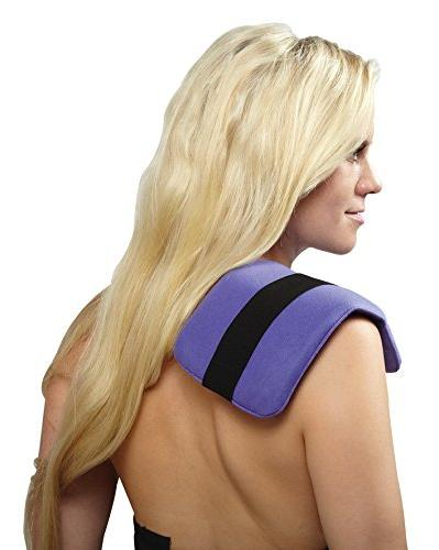 ThermiPaq Shoulder Pack and Hot Cold For Injuries Ankles, Back Ice Medium