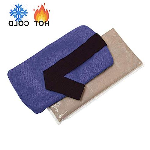 ThermiPaq and Hot Cold Pack For Injuries - Ankles, Ice Medium