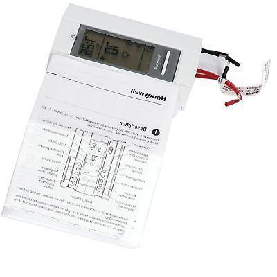 Honeywell Line Thermostat 240/208 VAC Day