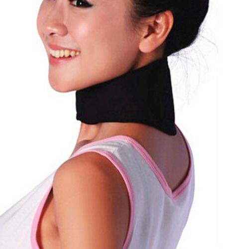 Tourmaline Relief Self-Heating Neck Pad Belt