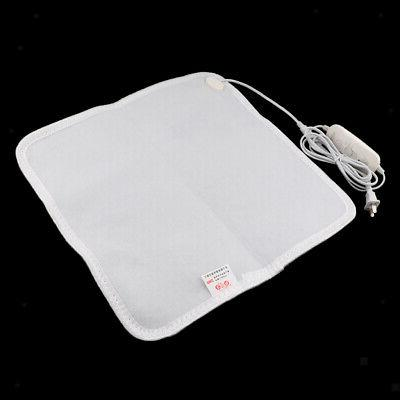 Travel Portable Electric Heating Pad Warming Heated Blanket