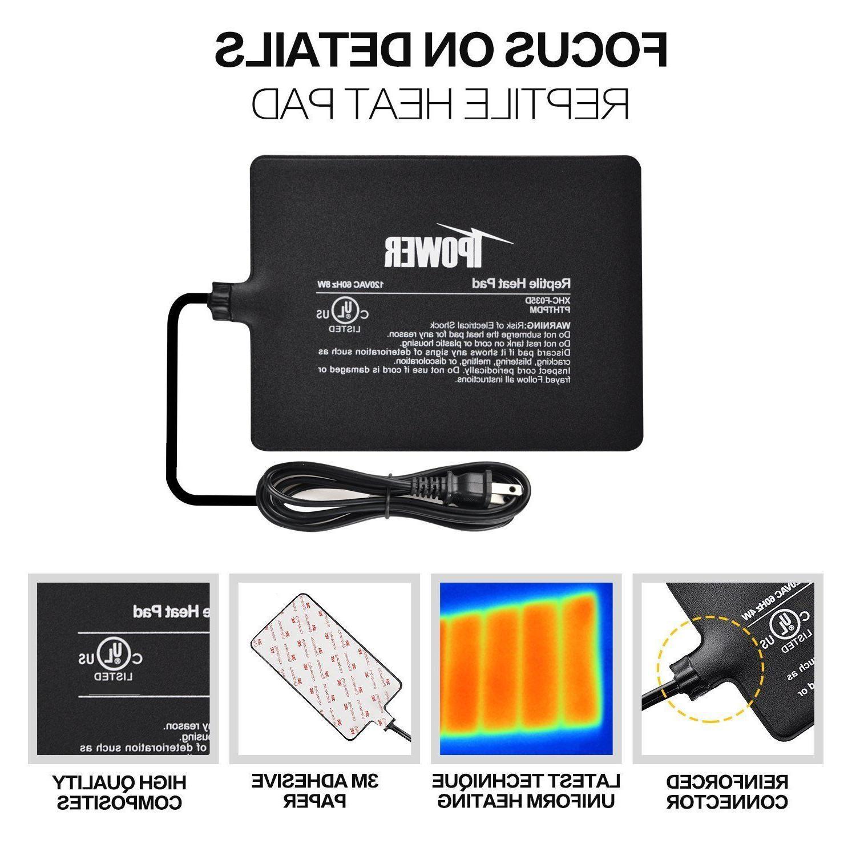 iPower Heater Waterproof Heat Pad for