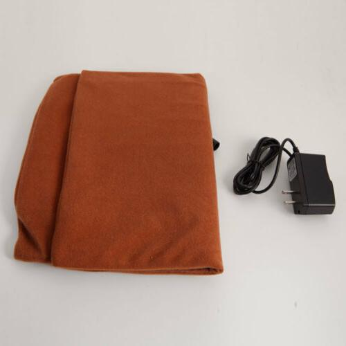 US Pet Pad Blanket Heating Dog Cat Warmer
