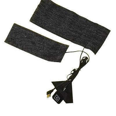 USB Carbon Pad Waterproof Foldable