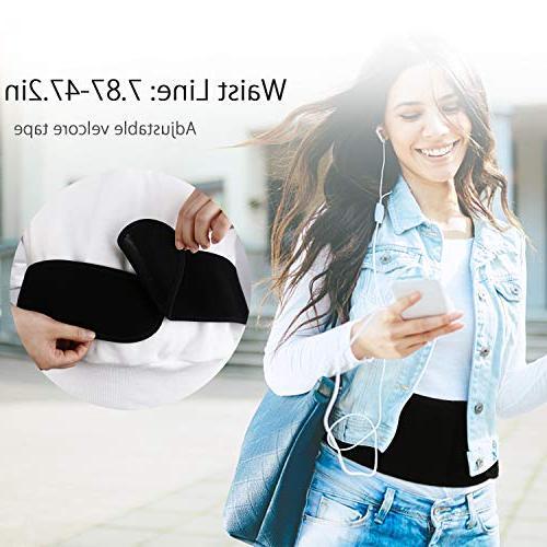 USB Powered Portable Electric Pad W/Graphene Heating Film, Temperature Settings, Perfect Back Abdominal Arthritic Pain