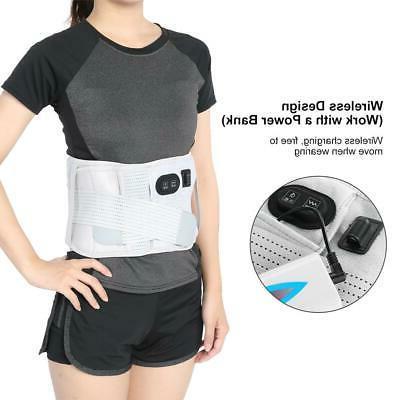 new wireless uterus waist belt heating compresses