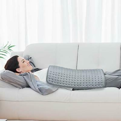 XXL Large Heating Pad Sore Muscles Soothe Joint Pain New