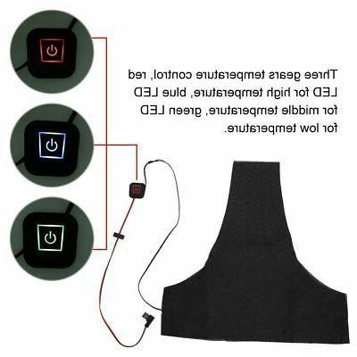 washable electric 5v 2a usb heating pad