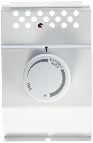 white thermostat
