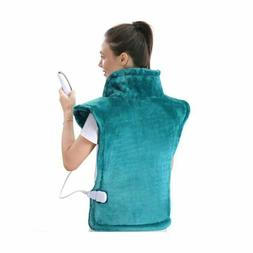"""MaxKare Large Heating Pad for Back and Shoulder, 24""""x33"""" Hea"""