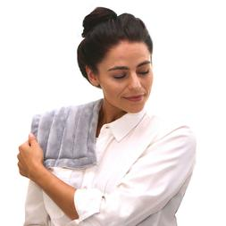 Heating Pad Solutions Lavender Scented Microwaveable Buddy