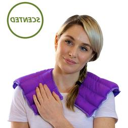 Natural & Reusable Neck & Shoulder Lavender Scent Reliever-M