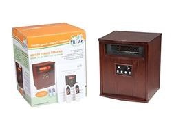 Lifesmart Pro 6 Element Large Room Infrared Quartz Heater w/