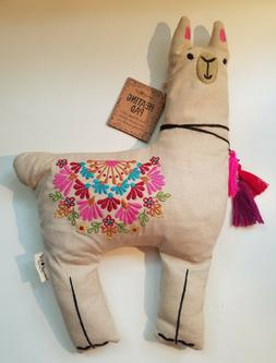 llama heating pad infused with lavender