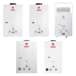 LPG Hot Water Heater 6/8/10/12/18L Gas Propane Tankless Inst