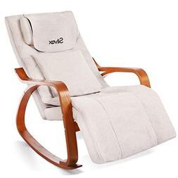 Silvox Massage Chair Recliner - Shiatsu Back Neck and Should