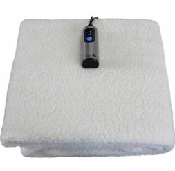Massage Table Heating Pad Fleece Blanket Warmer Heater Cover
