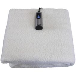 massage table warmer and fleece pad 2in1