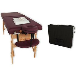 Massage Therapy Table Warmer Heating Pad Folding Portable Ad