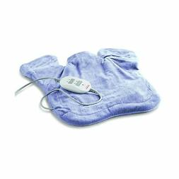 Sunbeam Massaging Xl Renue Heat Therapy Wrap, Lavender *NWOB