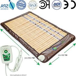 HL HEALTHYLINE - Infrared Heating Mat - 3-in-1 Therapy - 40i