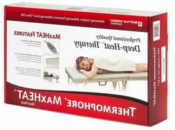 "Thermophore MaxHeat Deep-Heat Therapy, Large, Standard 14"" x"