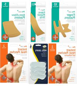 Medical First Aid Wrist Heel Knee Elbow Plasters Bandages He
