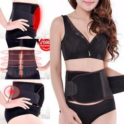Medical Heat Waist Belt Brace For Lower Back Pain Relief The